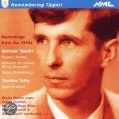 Remembering Tippett - Recordings Fr