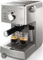 Philips-Saeco Handmatig Espressoapparaat Poemia HD8427/01