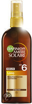 Garnier Ambre Solaire Zonneolie Spray SPF 6 - Zonneolie