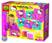 Ses Klei met Legkaarten Hello Kitty