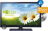 Akai ALED2209TBK - Led-tv/dvd-combo - 22 inch - Full HD - Zwart