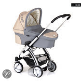 I'coo - Pii Kinderwagen Natural Rock