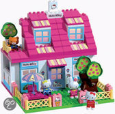 Hello Kitty Huis met 4 Figuren
