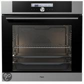 Pelgrim inbouw oven rvs OVP616