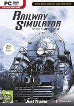 Foto van Railway Simulator (DVD-Rom)
