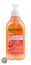 Garnier Skin Naturals  Pure Active Fruit Energy Reinigingsgel