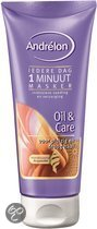 Andrelon 1 Minuut Oil&Care - Haarmasker