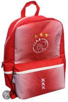 Ajax Rugzak groot rood wit logo 44 x 30 x 16 cm