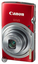 Canon Digital IXUS 145 - Rood