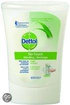 Dettol No-Touch Wasgel Navulling Hydraterende Aloë  Vera - 250 ml - Handzeep