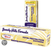 Beverly Hills Total Protection Whitening - 75 ml - Tandpasta