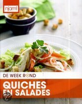 De week rond  / Quiches en salades
