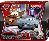 Carrera Racebaan Disney Cars 2 - Secret Mission