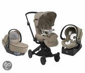 Chicco Trio I-Move - Kinderwagen - Naturel
