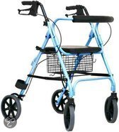 Rollator Move Light- blauw