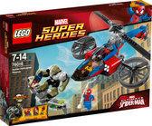 LEGO Super Heroes Spider-Helikopter Redding - 76016