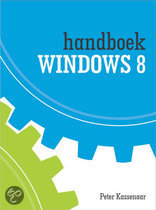 Handboek - Handboek Windows 8