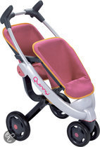 Quinny twin buggy