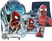 Spiderman reistassen set