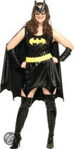 Batgirl - Kostuum - Maat XL - Zwart