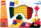 LEGO Duplo Basic Bouwplaten (3x) - 2198