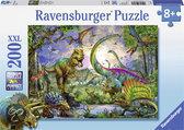 Dinosaurussen - XXL puzzel - 200 Stukjes