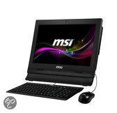 MSI Wind Top AP1622-048XEU - All-in-One Desktop