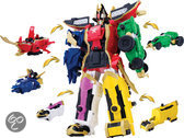 Power Rangers DX Legendarische Megazord