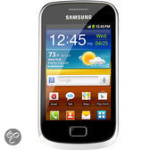 Samsung Galaxy Mini 2 - Zwart