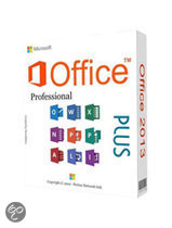 Microsoft Microsoft Office Professional Plus 2013 - Engels/ Licentie/ Download