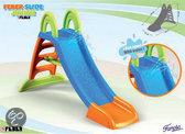 Feber Junior 160 X 75 X 103 Cm - Glijbaan met water