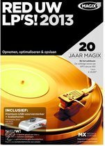 Magix Red Uw LP's 2013