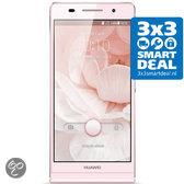 Huawei Ascend P6 - Roze