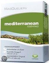 Masqueliers Mediterranean Essentials - 60 Capsules - Voedingssupplement