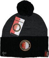 Feyenoord Muts - Senior - Grijs