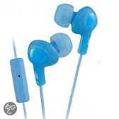 JVC HA-FR6 - In-ear koptelefoon - Blauw