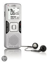 Philips LFH0884 - Digitale Voice recorder - Zilver