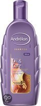 Andrelon Oil & Care  - 300 ml - Shampoo