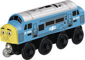 Fisher-Price - Thomas de Trein Hout - D199 Deluxe