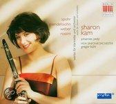 Kam,Sharon;Klarinette Und Orchester