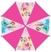 Disney Princess paraplu donker roze
