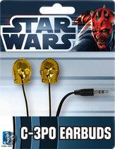 Star Wars C3Po Ear Buds