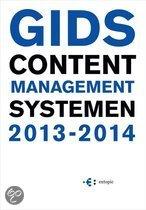 Gids content management systemen 2013 - 2014