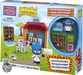 Mega Bloks Moshi Monster Bizzarre Bazaar
