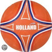 Straatvoetbal Rubber - Holland - Oranje (maat - 5)