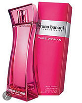 Bruno Banani Pure for women - 40 ml - Eau de toilette