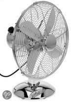 DSM Ventilatoren Tafelventilator verchroomd