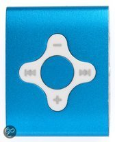Difrnce MP755 - MP3 speler - 4 GB - Blauw