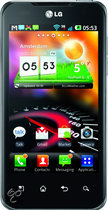 LG optimus 2x speed (P990 - Dual Core Processor) - Dark Brown