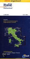 ANWB Wegenkaart Italië